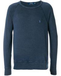 Polo Ralph Lauren | Terry Lightweight Sweatshirt | Lyst