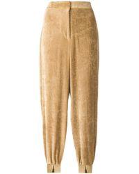 Stella McCartney - Harem Style Trousers - Lyst