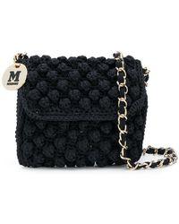M Missoni - Crochet Mini Shoulder Bag - Lyst