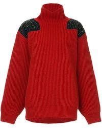 Kolor Stud Detailed Sweater