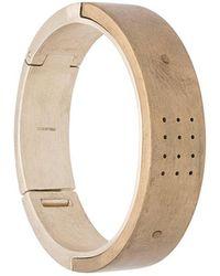 Parts Of 4 - 12 Hole Bracelet - Lyst