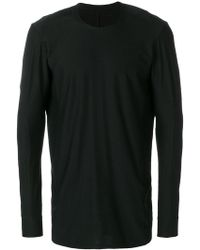 DEVOA - Long-sleeve T-shirt - Lyst
