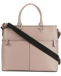 e96ea124cb Vivienne Westwood 'Punk Pocket' Canvas Weekender Bag in Gray for Men ...