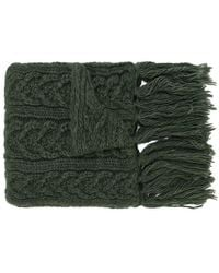 Barena - Cable Knit Scarf - Lyst