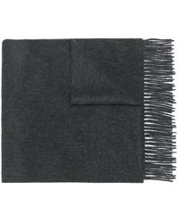 N.Peal Cashmere - Large Woven Scarf - Lyst