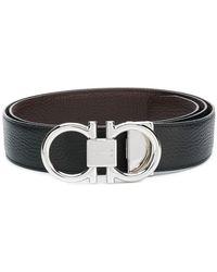 Ferragamo - Double Gancio Belt - Lyst