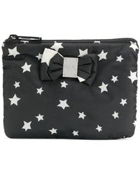 Sonia by Sonia Rykiel - Star Print Make Up Bag - Lyst