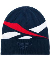 cb515eb21b11e Lyst - adidas Originals X White Mountaineering Embroidered Beanie in ...