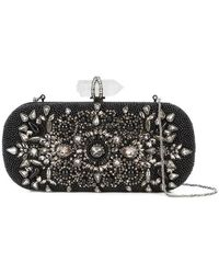 Marchesa - Beaded Clutch Bag - Lyst