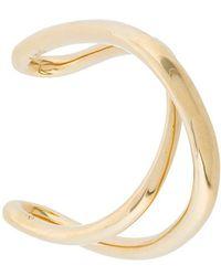 Charlotte Chesnais - Initial Bracelet - Lyst