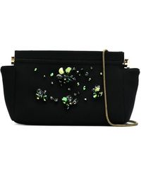 Osklen - Night Clutch With Crystals - Lyst