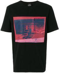 CALVIN KLEIN 205W39NYC - Photo Print T-shirt - Lyst