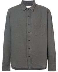 Simon Miller - Patch Pocket Shirt - Lyst