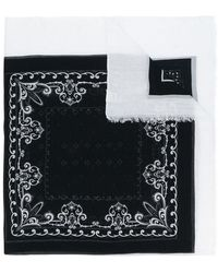 Destin - Embroidered Scarf - Lyst