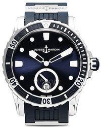Ulysse Nardin - Lady Diver Manufacture 40mm - Lyst