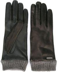 DIESEL - 'giribbes-female' Gloves - Lyst