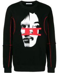 Givenchy - Printed Sweatshirt - Lyst