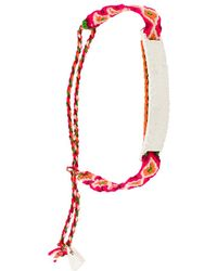 Lucy Folk - Anchovy Friendship Bracelet - Lyst