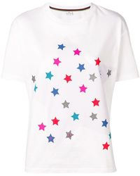 PS by Paul Smith - 'stars' T-shirt - Lyst