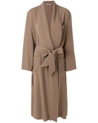 Dusan - Oversized Coat - Lyst
