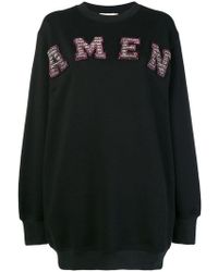 Amen - Logo Sweatdress - Lyst