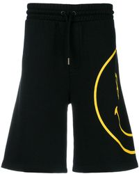 Palm Angels - Smiley Pa Shorts - Lyst