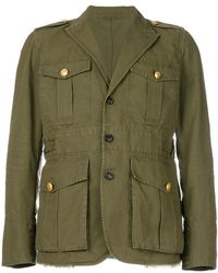 DSquared² - Military Jacket - Lyst