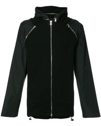 Mostly Heard Rarely Seen - Hooded Jacket - Lyst