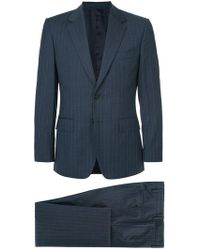 Gieves & Hawkes | Two Piece Pinstripe Suit | Lyst