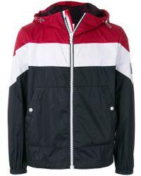 Moncler Gamme Bleu - Striped Hooded Jacket - Lyst