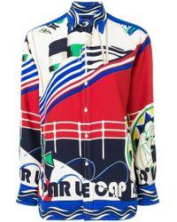 Ralph Lauren Collection - Ship Print Shirt - Lyst