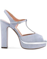 L'Autre Chose | Ankle Length Sandals | Lyst