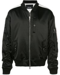 Mostly Heard Rarely Seen - Track Ma-1 Jacket - Lyst