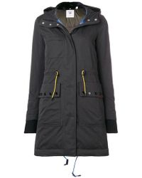 Rossignol - Hooded Parka Coat - Lyst