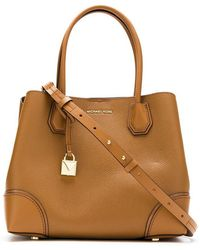 MICHAEL Michael Kors - 30h7gz5t6a 532 Leather/fur/exotic Skins->leather - Lyst