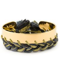 Aurelie Bidermann - Small 'copacabana' Cuff - Lyst