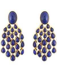 Aurelie Bidermann - Cherokee Earrings - Lyst