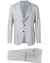 Eleventy - Two Piece Pinstripe Suit - Lyst
