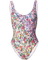 Araks - Harley Printed Swimsuit - Lyst