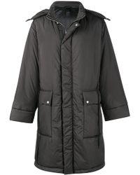 Odeur - Oversized Padded Coat - Lyst