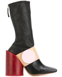 Jacquemus - Button Boots - Lyst