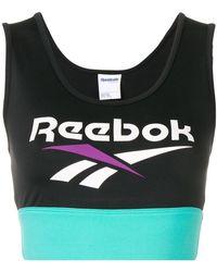 Reebok - Débardeur à logo - Lyst