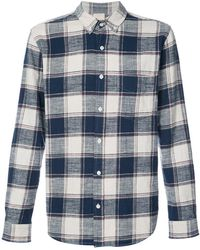 Baldwin Denim - William Checked Shirt - Lyst