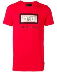 Philipp Plein - Dollar T-shirt - Lyst