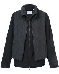 Private Stock - Double Layer Jacket - Lyst