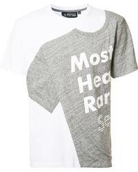 Mostly Heard Rarely Seen - 't-shirt' Print T-shirt - Lyst