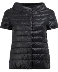 Herno | Glossy Quilted Jacket | Lyst