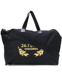 DSquared² - 24-7 Star Weekender Bag - Lyst