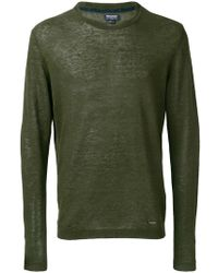 Woolrich - Long-sleeve Fitted Sweater - Lyst