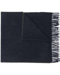Canada Goose Sciarpa di maglia con frange